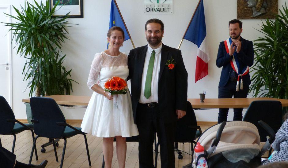 Le mariage de Sylvain et Anne-Yaëlle à Orvault, Loire Atlantique