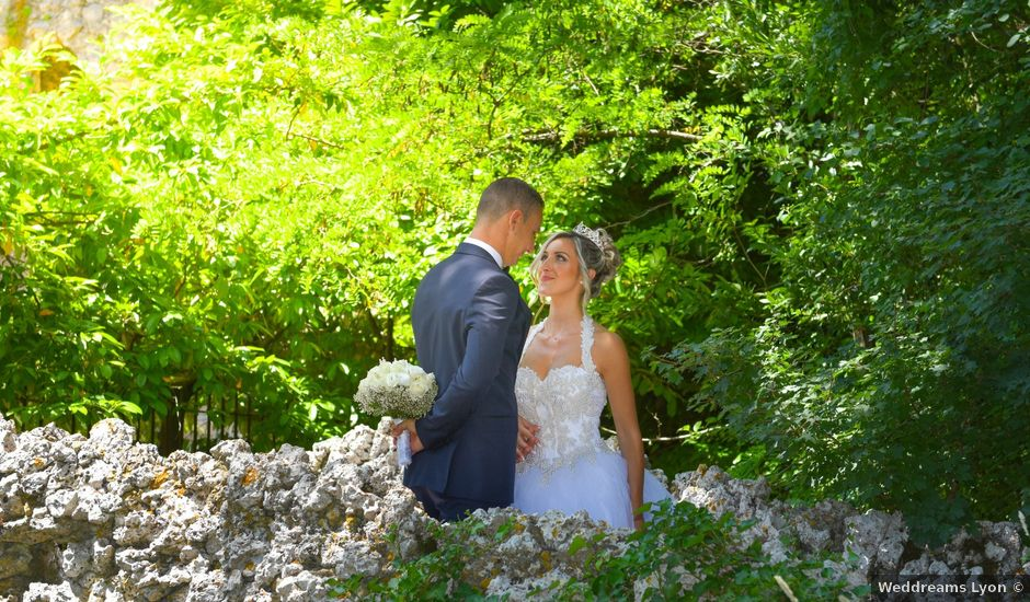 Le mariage de Cédric et Amélie à Montélimar, Drôme