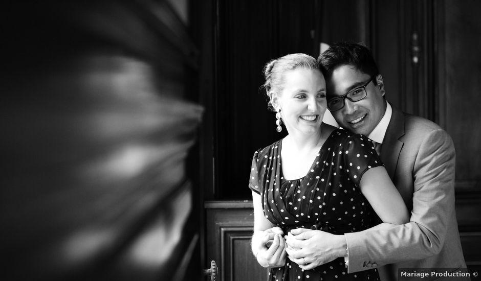 Le mariage de Henry et Isabelle à Paris, Paris