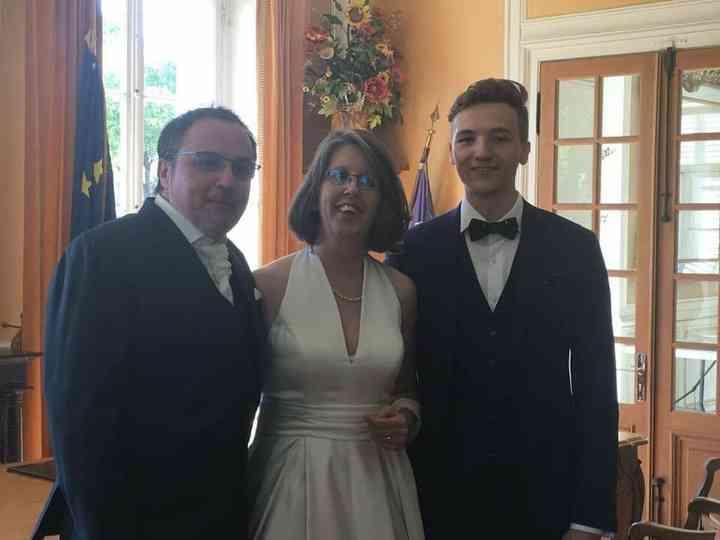 Le mariage de Gwénaëlle  et Frédéric