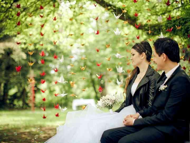 Le mariage de Julie et Gabriel