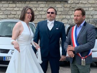 Le mariage de Gwénaëlle  et Frédéric  2