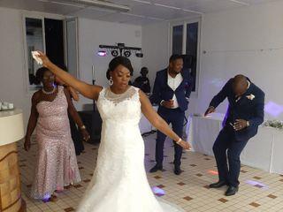 Le mariage de Séverine et Ekiam 1