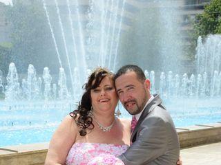 Le mariage de Nathalie  et Michael