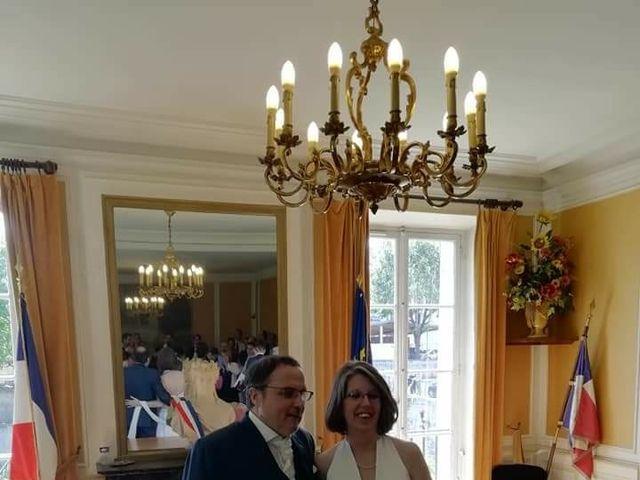 Le mariage de Frédéric  et Gwénaëlle  à Carrières-sur-Seine, Yvelines 1