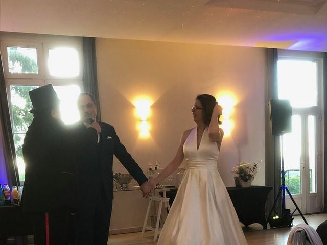 Le mariage de Frédéric  et Gwénaëlle  à Carrières-sur-Seine, Yvelines 8