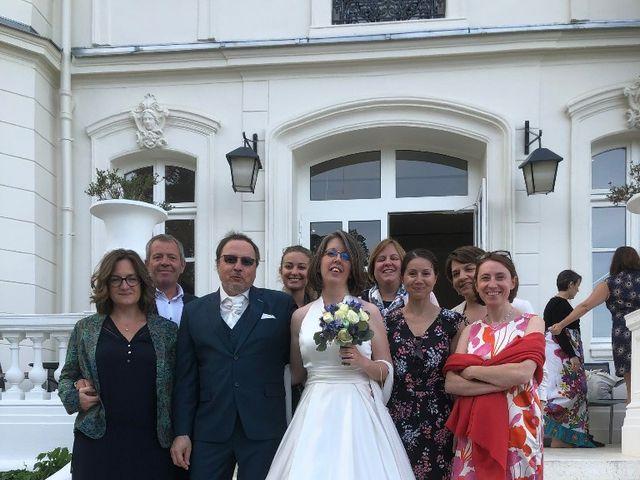 Le mariage de Frédéric  et Gwénaëlle  à Carrières-sur-Seine, Yvelines 9