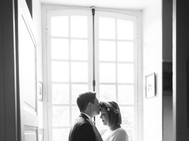 Le mariage de Vincent  et Mathilde à Saint-Méloir-des-Ondes, Ille et Vilaine 1