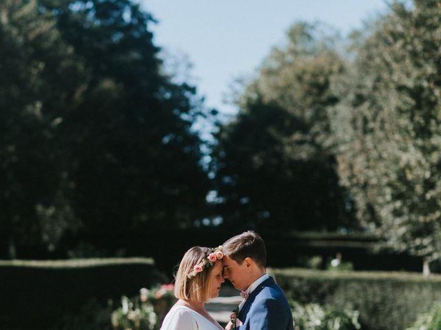 Le mariage de Vincent  et Mathilde à Saint-Méloir-des-Ondes, Ille et Vilaine 5