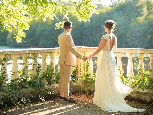 Le mariage de Yohan et Cécile à Avessac, Loire Atlantique 44