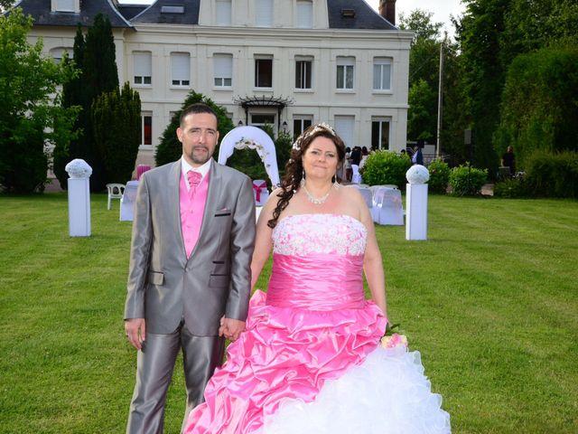 Le mariage de Michael et Nathalie  à Charleval, Eure 1