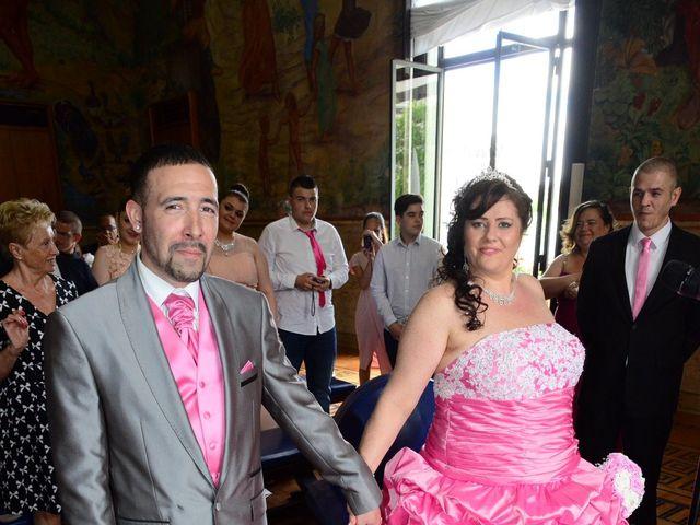 Le mariage de Michael et Nathalie  à Charleval, Eure 8