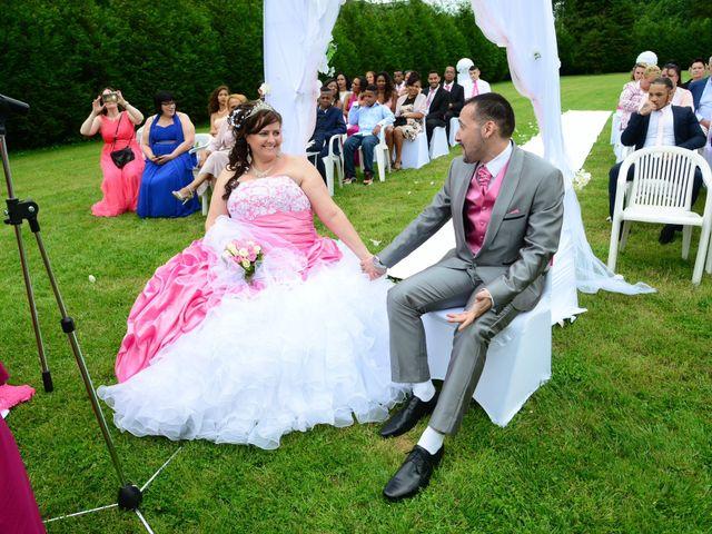 Le mariage de Michael et Nathalie  à Charleval, Eure 10