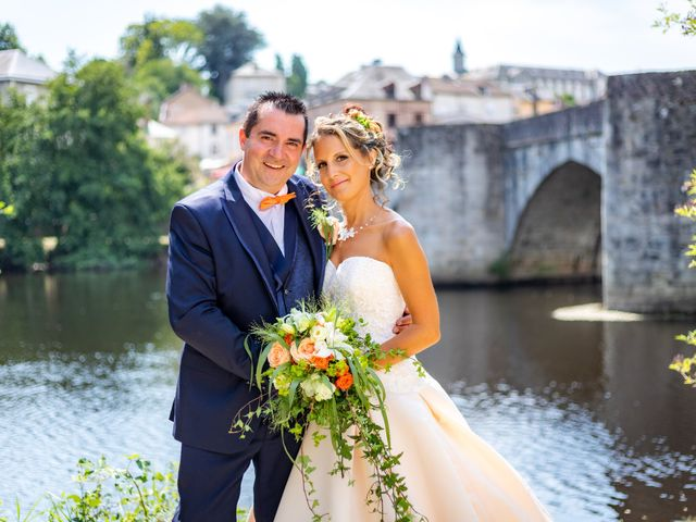 Le mariage de Béatrice et Christophe