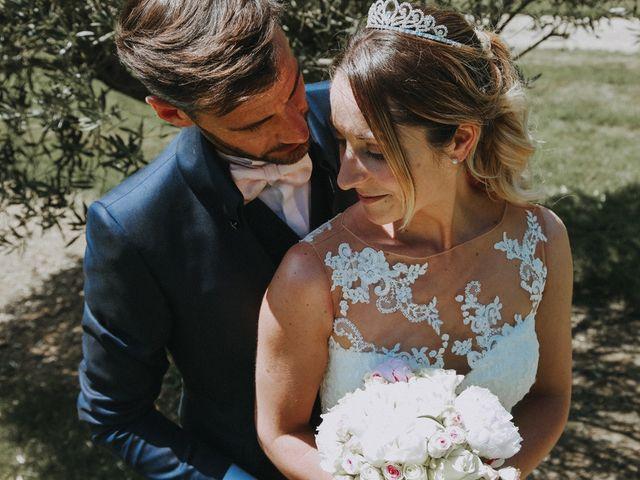 Le mariage de Amanda et Mathieu