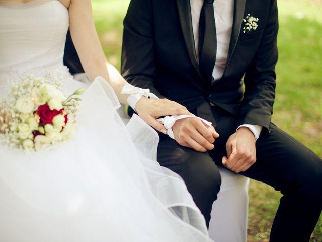Le mariage de Gabriel et Julie à Pontgibaud, Puy-de-Dôme 8