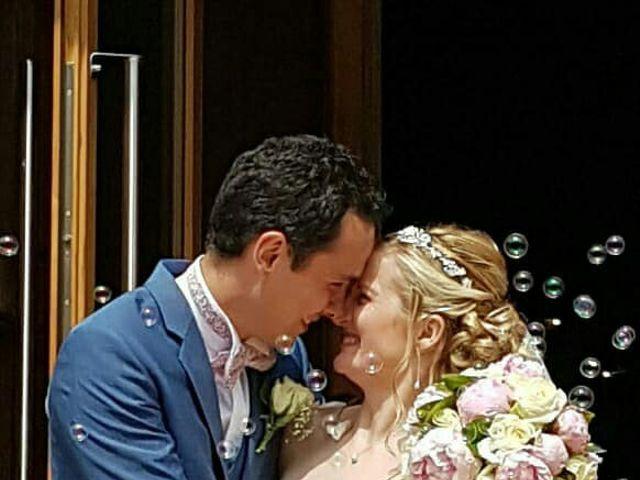 Le mariage de B...... et Amandine et Julien à Étiolles, Essonne 7