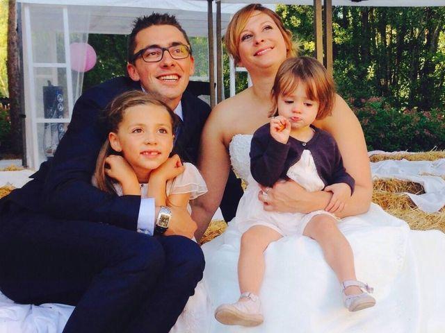 Le mariage de Sébastien  et Stéphanie à Condé-sur-Huisne, Orne 2