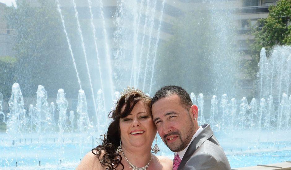 Le mariage de Michael et Nathalie  à Charleval, Eure