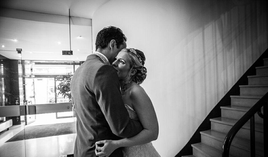 Le mariage de B...... et Amandine et Julien à Étiolles, Essonne