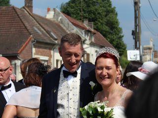 Le mariage de Sabine et Guillaume
