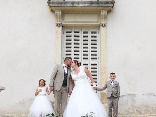 Le mariage de Ludovic et Elodie à Neuilly-lès-Dijon, Côte d'Or 6