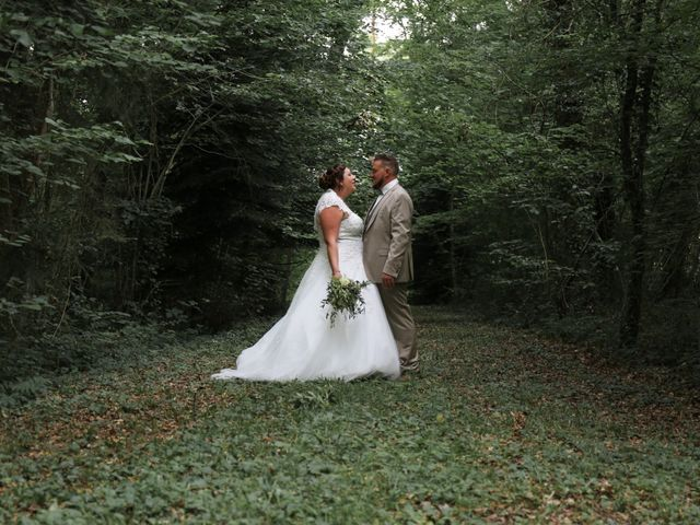 Le mariage de Ludovic et Elodie à Neuilly-lès-Dijon, Côte d'Or 8
