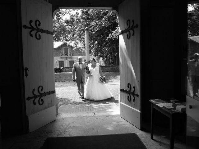 Le mariage de Ludovic et Elodie à Neuilly-lès-Dijon, Côte d'Or 14