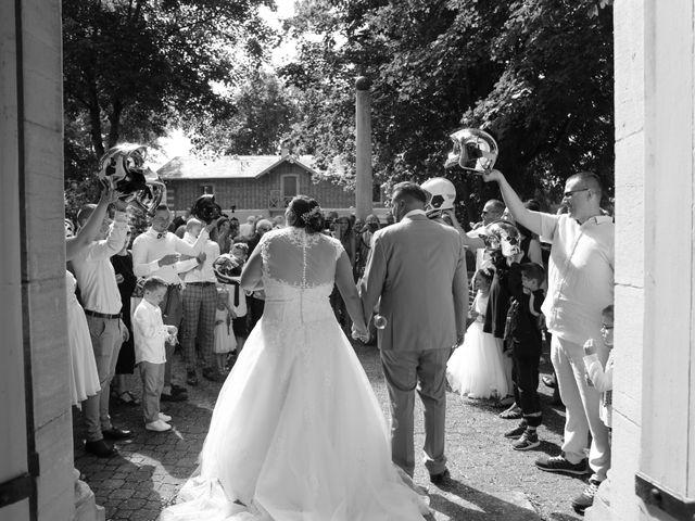 Le mariage de Ludovic et Elodie à Neuilly-lès-Dijon, Côte d'Or 21