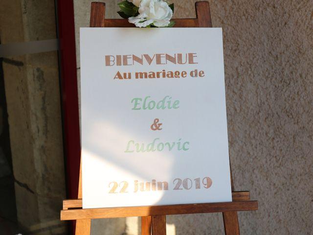 Le mariage de Ludovic et Elodie à Neuilly-lès-Dijon, Côte d'Or 1