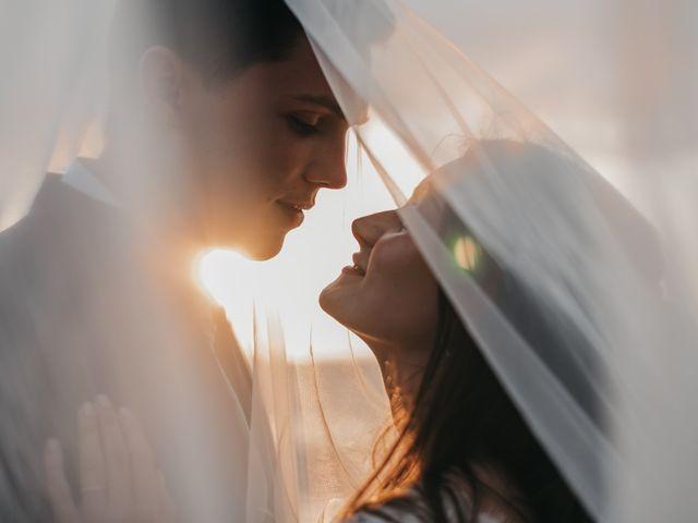 Le mariage de Agnès et Thomas