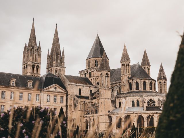 Le mariage de Thomas et Agnès à Caen, Calvados 33