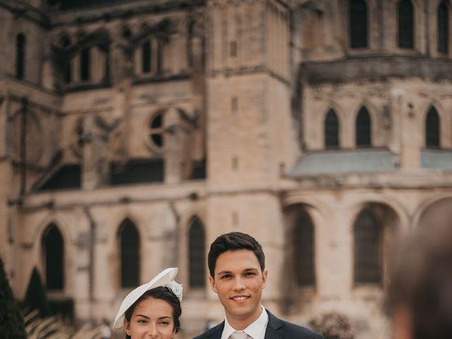 Le mariage de Thomas et Agnès à Caen, Calvados 34