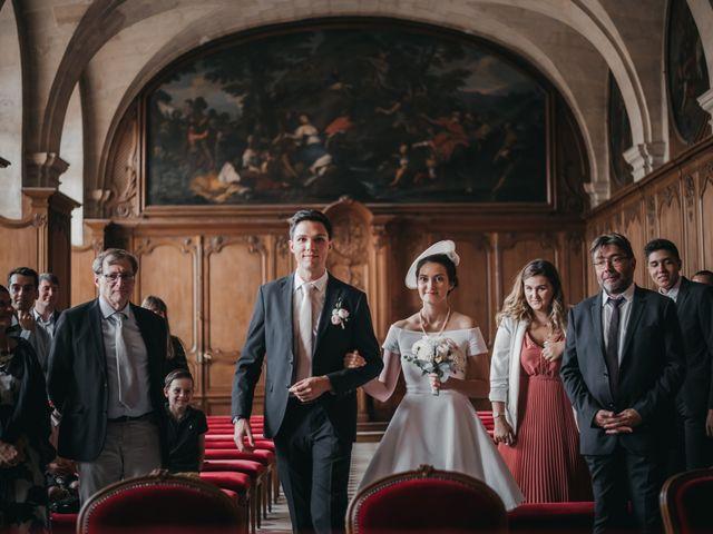 Le mariage de Thomas et Agnès à Caen, Calvados 39