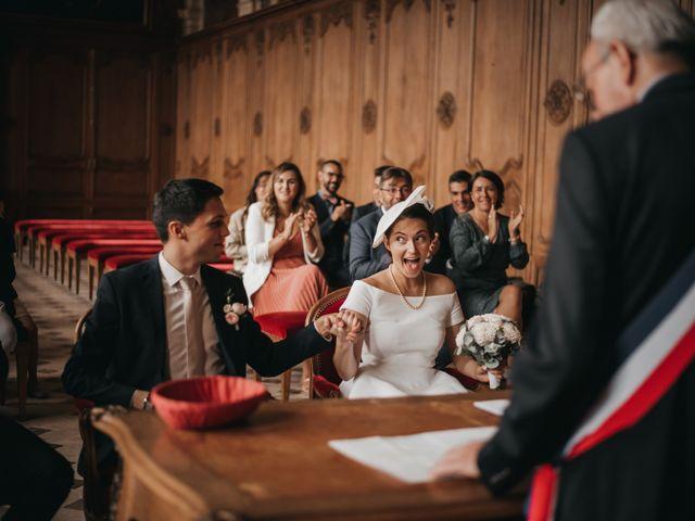 Le mariage de Thomas et Agnès à Caen, Calvados 42