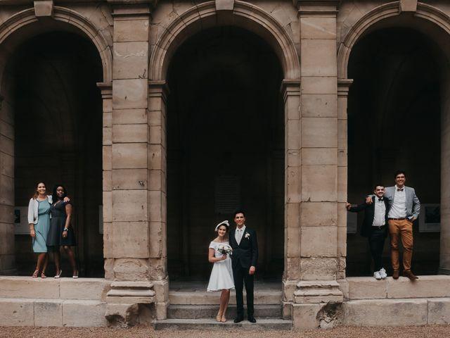 Le mariage de Thomas et Agnès à Caen, Calvados 48