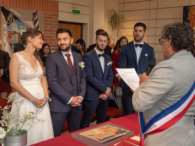 Le mariage de Jérémy et Nadège à Muret, Haute-Garonne 1