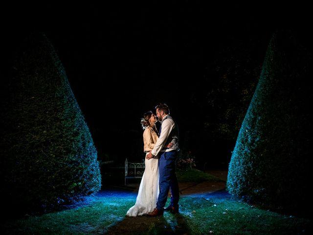 Le mariage de Anaïs et Pierre-Vincent