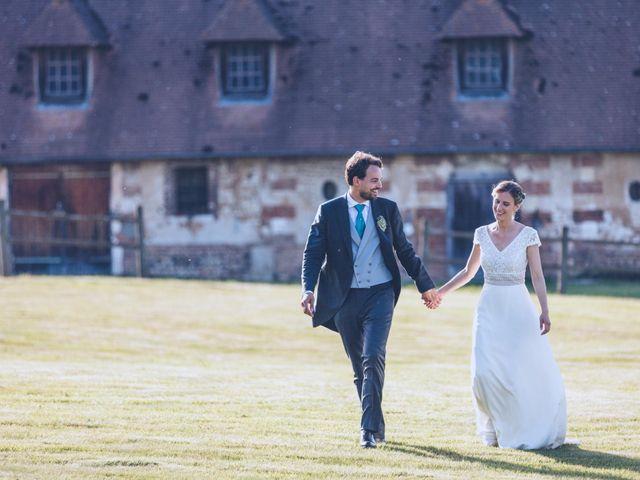 Le mariage de Olivier et Olivia à Pont-de-l'Arche, Eure 34
