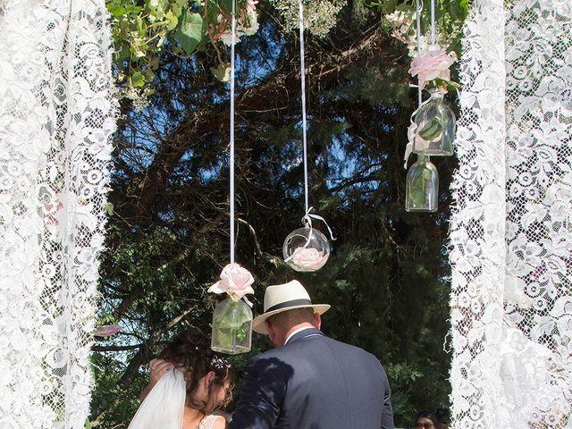 Le mariage de Sébastien et Christel à Aiguèze, Gard 10