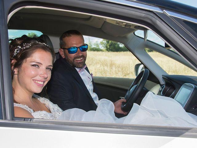 Le mariage de Sébastien et Christel à Aiguèze, Gard 21