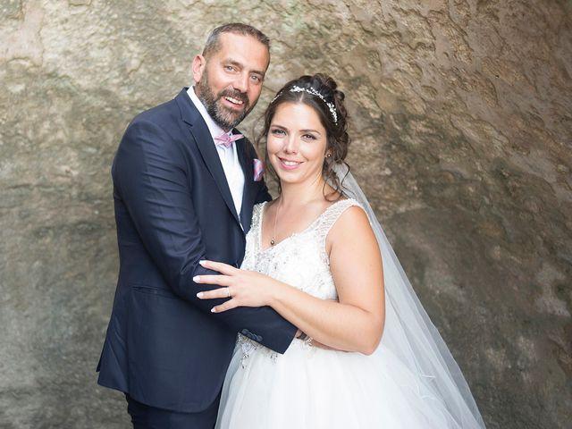 Le mariage de Sébastien et Christel à Aiguèze, Gard 22