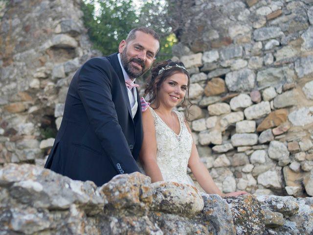 Le mariage de Sébastien et Christel à Aiguèze, Gard 23