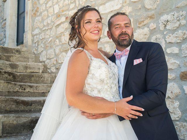 Le mariage de Sébastien et Christel à Aiguèze, Gard 24