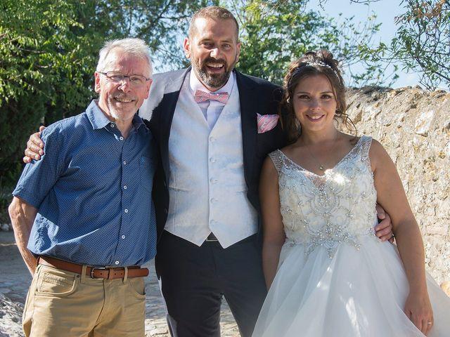 Le mariage de Sébastien et Christel à Aiguèze, Gard 25