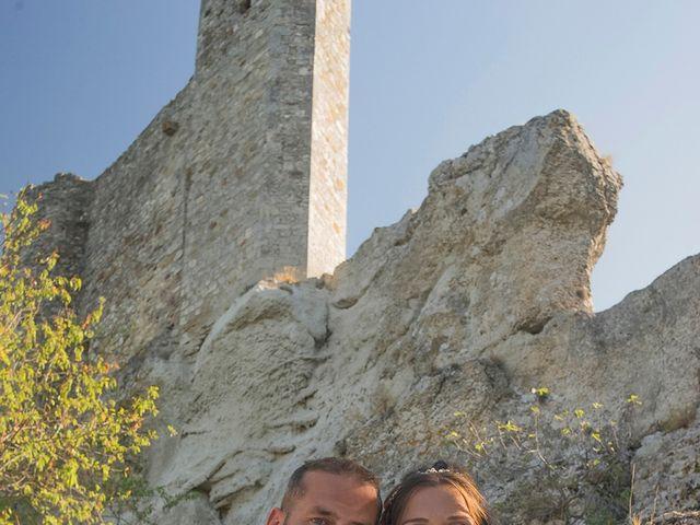 Le mariage de Sébastien et Christel à Aiguèze, Gard 26