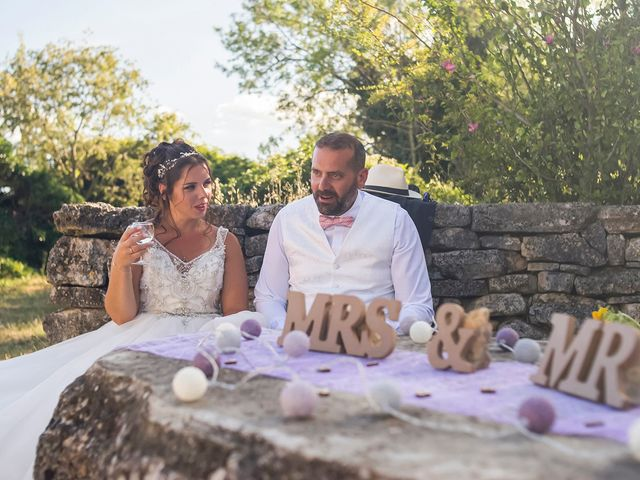 Le mariage de Christel et Sébastien