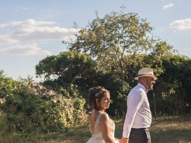Le mariage de Sébastien et Christel à Aiguèze, Gard 27