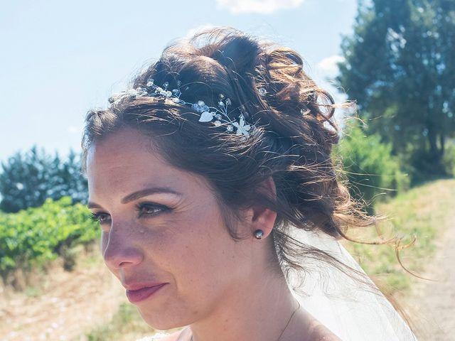 Le mariage de Sébastien et Christel à Aiguèze, Gard 30