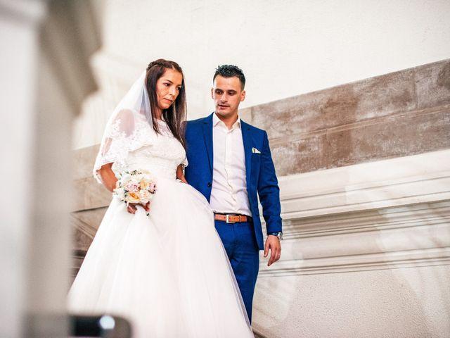 Le mariage de Akim et Leila à Cassel, Nord 15